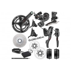 Campagnolo Super Record EPS 12x Disc Groupset