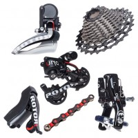 Rotor Uno Hydraulic Road Rim Brake Groupset