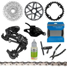 SRAM GX 1x10 Speed Drivetrain Bundle
