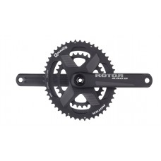 Rotor Aldhu Crankset With Q-Spiderings