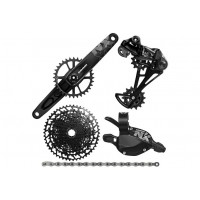 SRAM NX Eagle DUB 12sp Groupset - BOOST