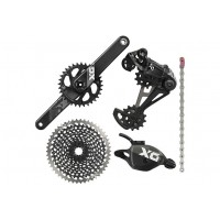 SRAM X01 12sp Eagle DUB Groupset