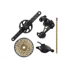 SRAM XX1 12sp Eagle DUB Groupset