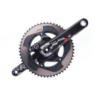 Sram Red Quarq Powermeter Crankset